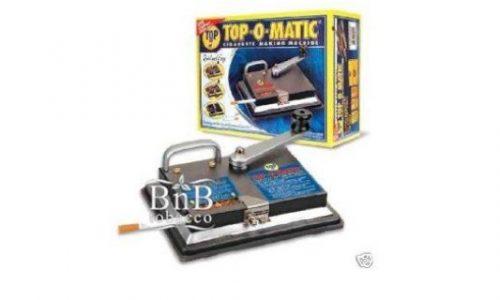 Top-o-Matic Cigarette Injector Machine
